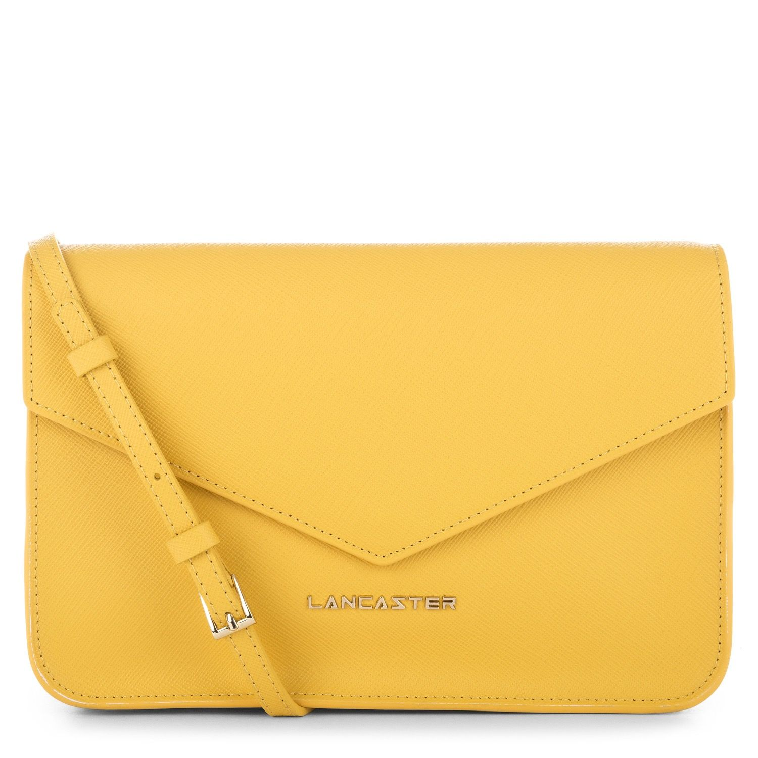 LANCASTER || 'Adeline' clutch | Clutch 'Adeline' | Yellow