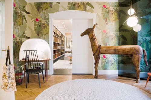 Interior Design: Designer Maisonette, Interior Photography by Clara Tuma for The Wall Street Journal