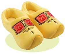 Klompen slippers
