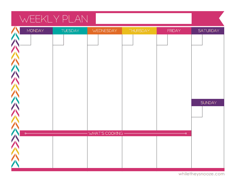 finally after searching thru a bunch of weekly planners i found