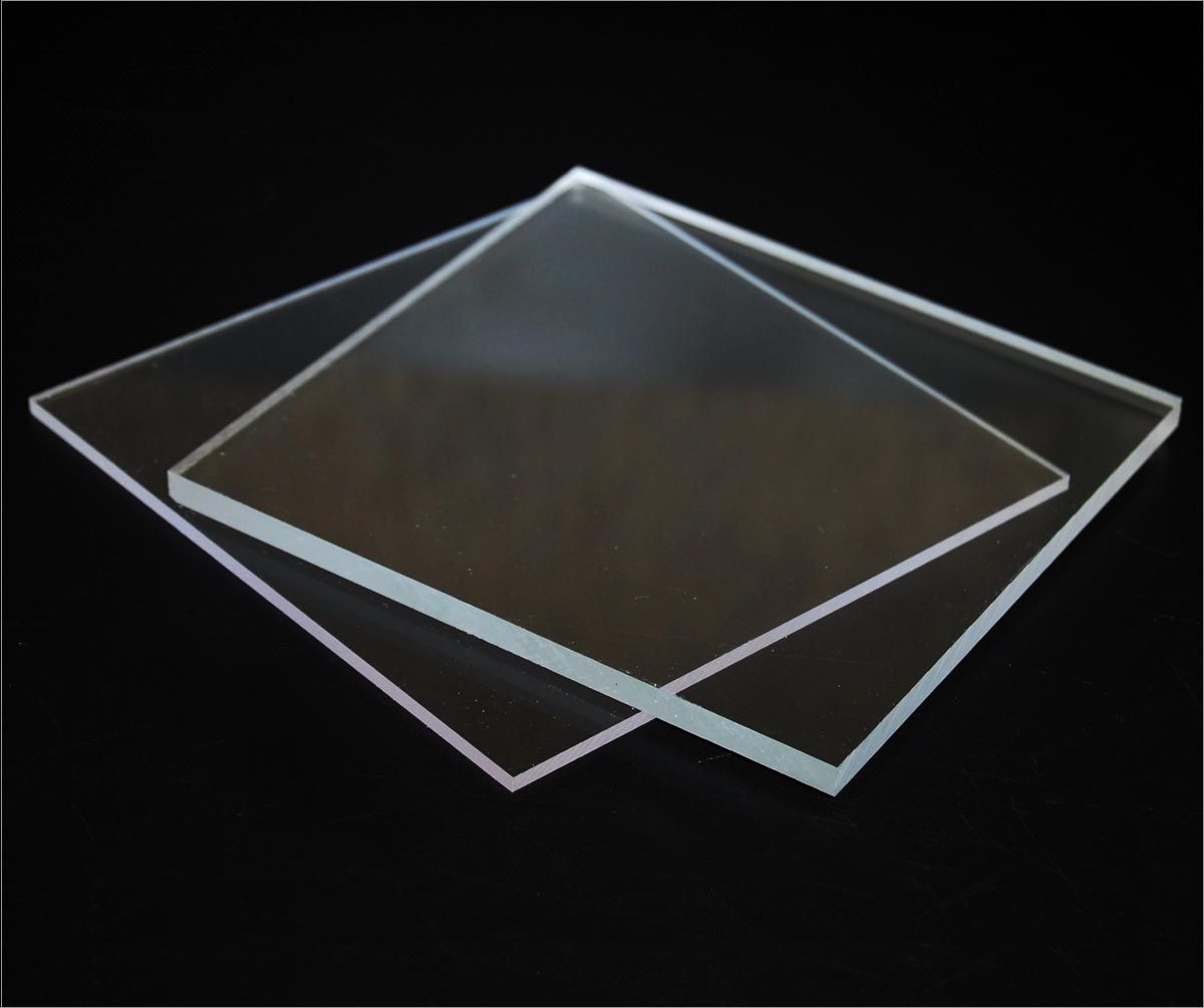 Acrylite Resist 65 Sheet Plastic Sheets Pop Display Clear Acrylic