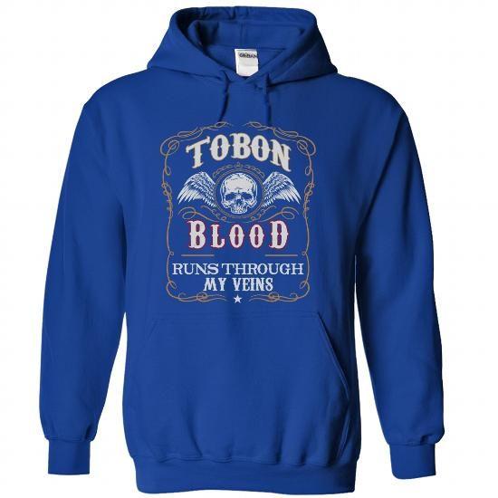 TOBON - #gift for teens #cute gift. BUY-TODAY => https://www.sunfrog.com/Names/TOBON-2788-RoyalBlue-43971365-Hoodie.html?68278