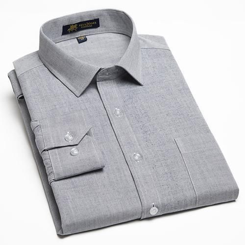 Men's Dress Shirts, Long Sleeve Cotton Blend Business Dress Shirts