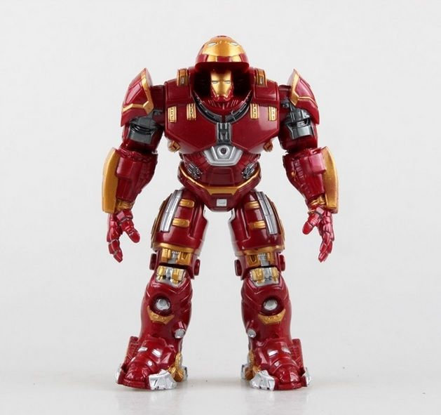 Avengers Ultron Iron Man Hulk Buster Collection Model Toys Action Figures