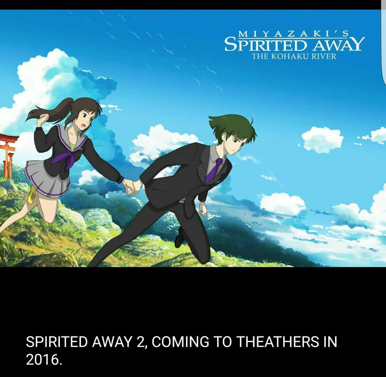 Spiritedaway Spirited Away 2 Anime Movie Anime Animated Risunki