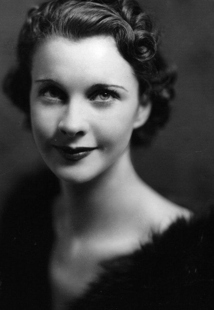 Vivien Leigh fotografiada por Bassano, 1935