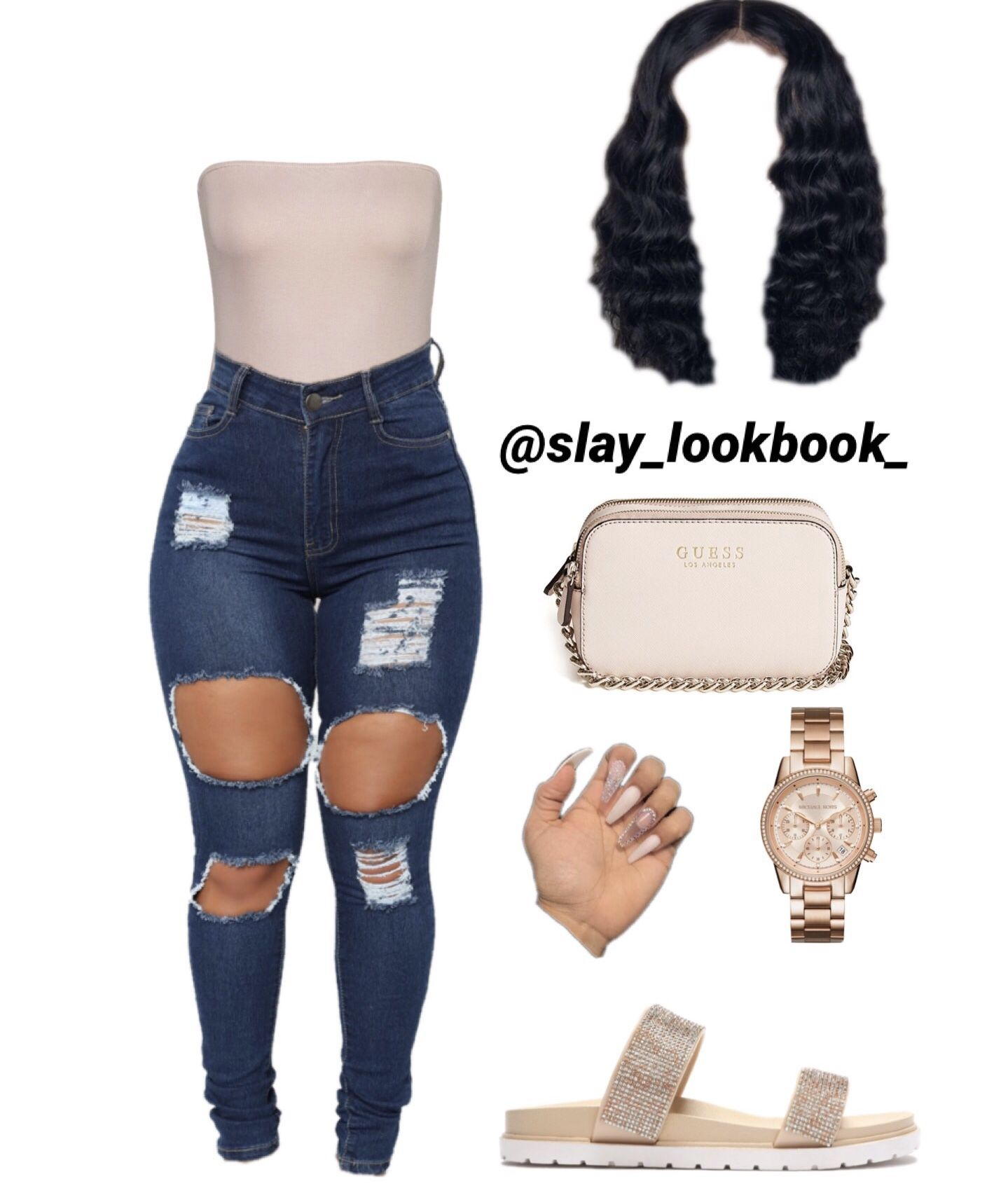 Follow me and my ig @slay_lookbook_ for more cute fits