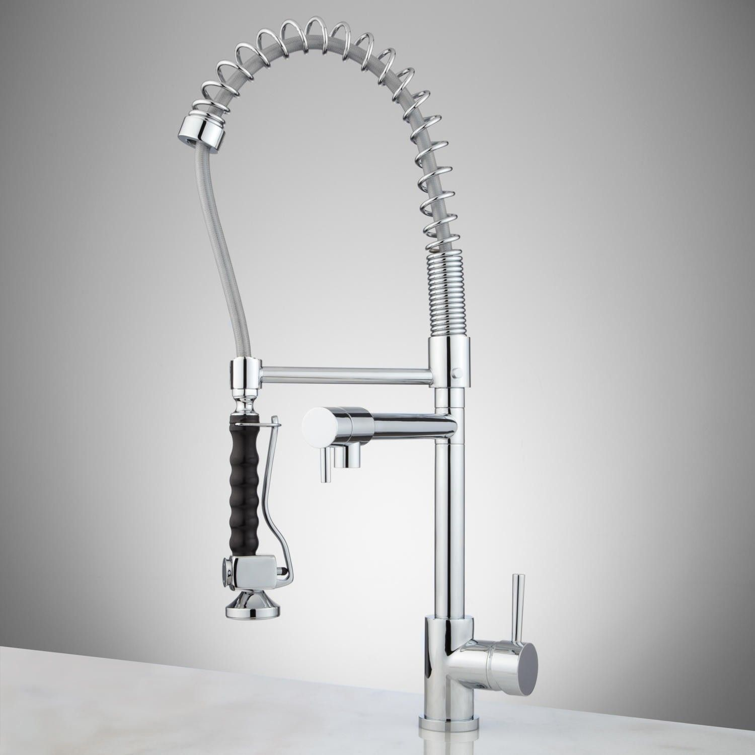 Exceptional Lannister Pull Down Kitchen Faucet With Spring Spout   Kitchen Faucets    Kitchen
