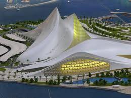 Zaha Hadid Dubai Opera House. one of my favorite ...