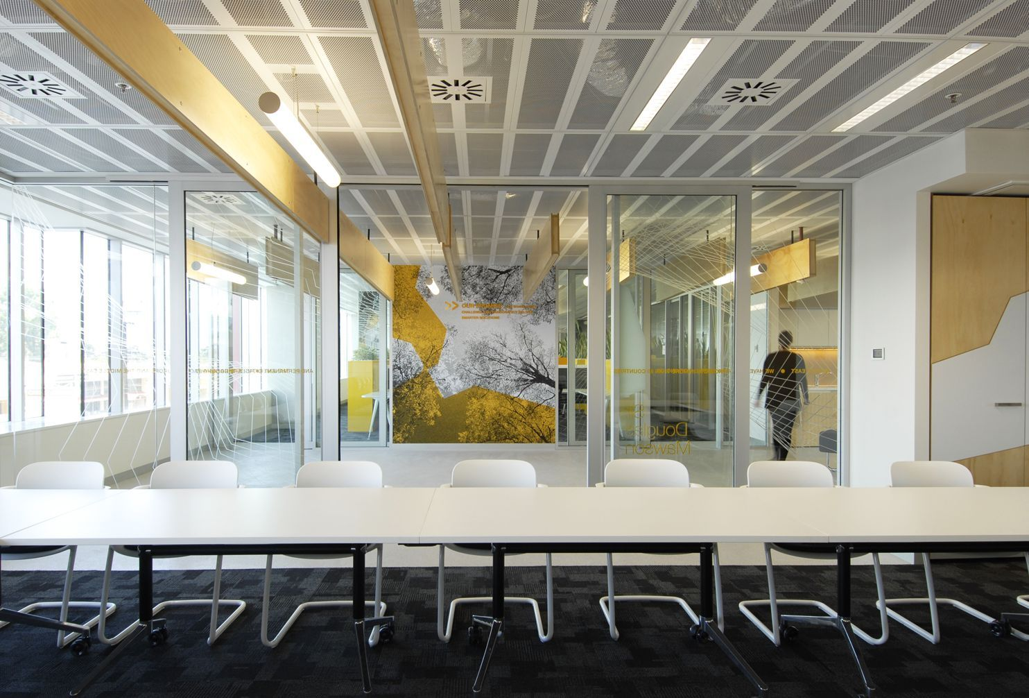 Exceptional Soul By Allermuir PearsonLloyd At Coffey Projects By Built Environs,  Woodhead And Zenith Interiors · Office Furniture