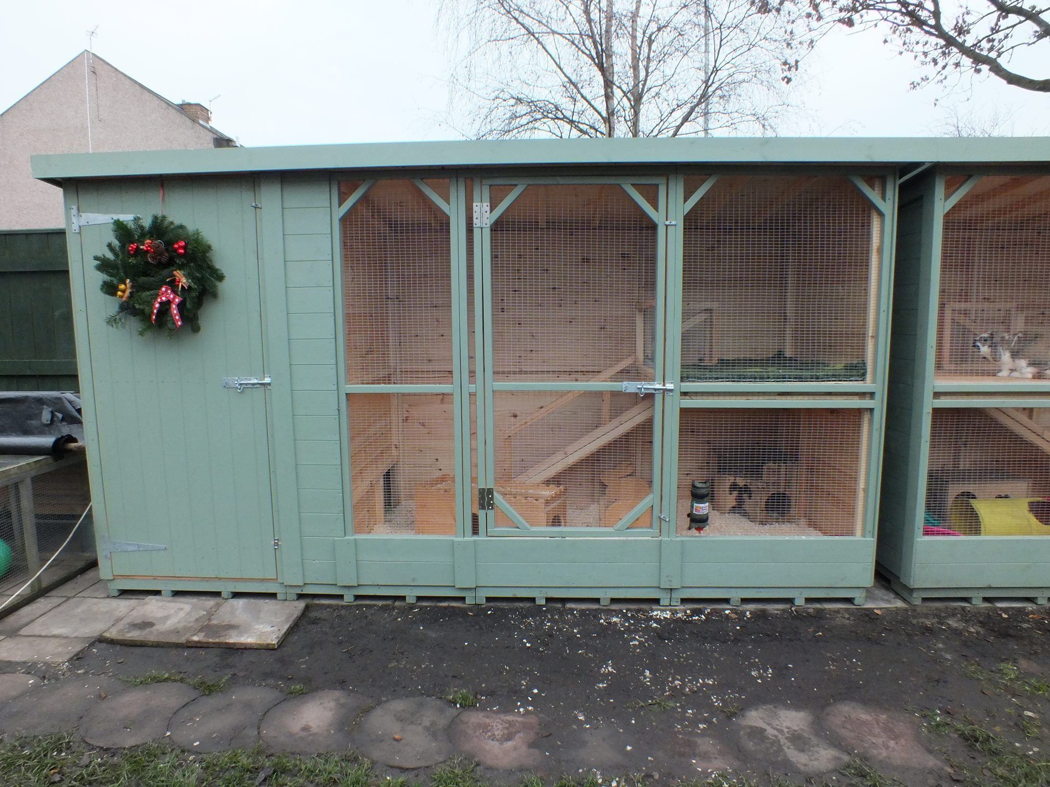 with run pig sale pet uk s in hutches made by housing large joiners boyle a the pin rabbit for from hutch shed guinea handmade