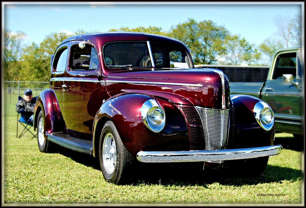 1940 Ford 2 Dr. Sedan | Flickr - Photo Sharing!