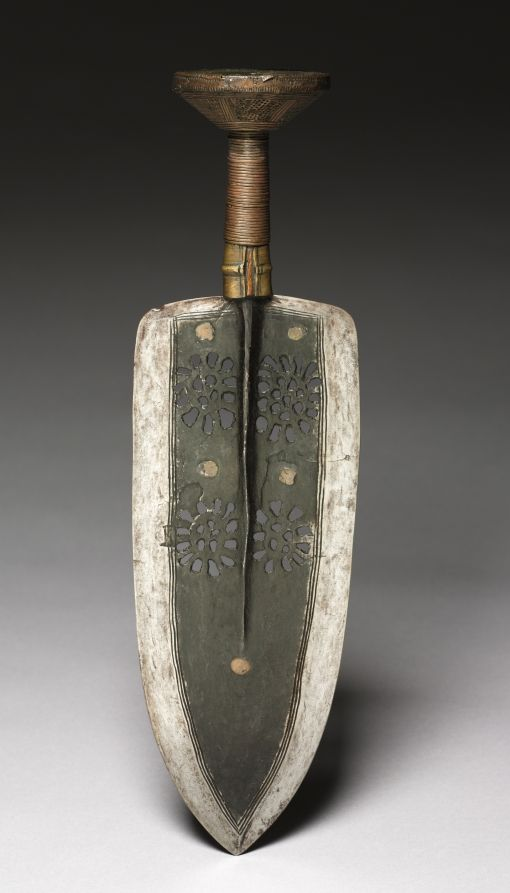 Dagger, 1800s Central Africa, Democratic Republic of the Congo, 19th century