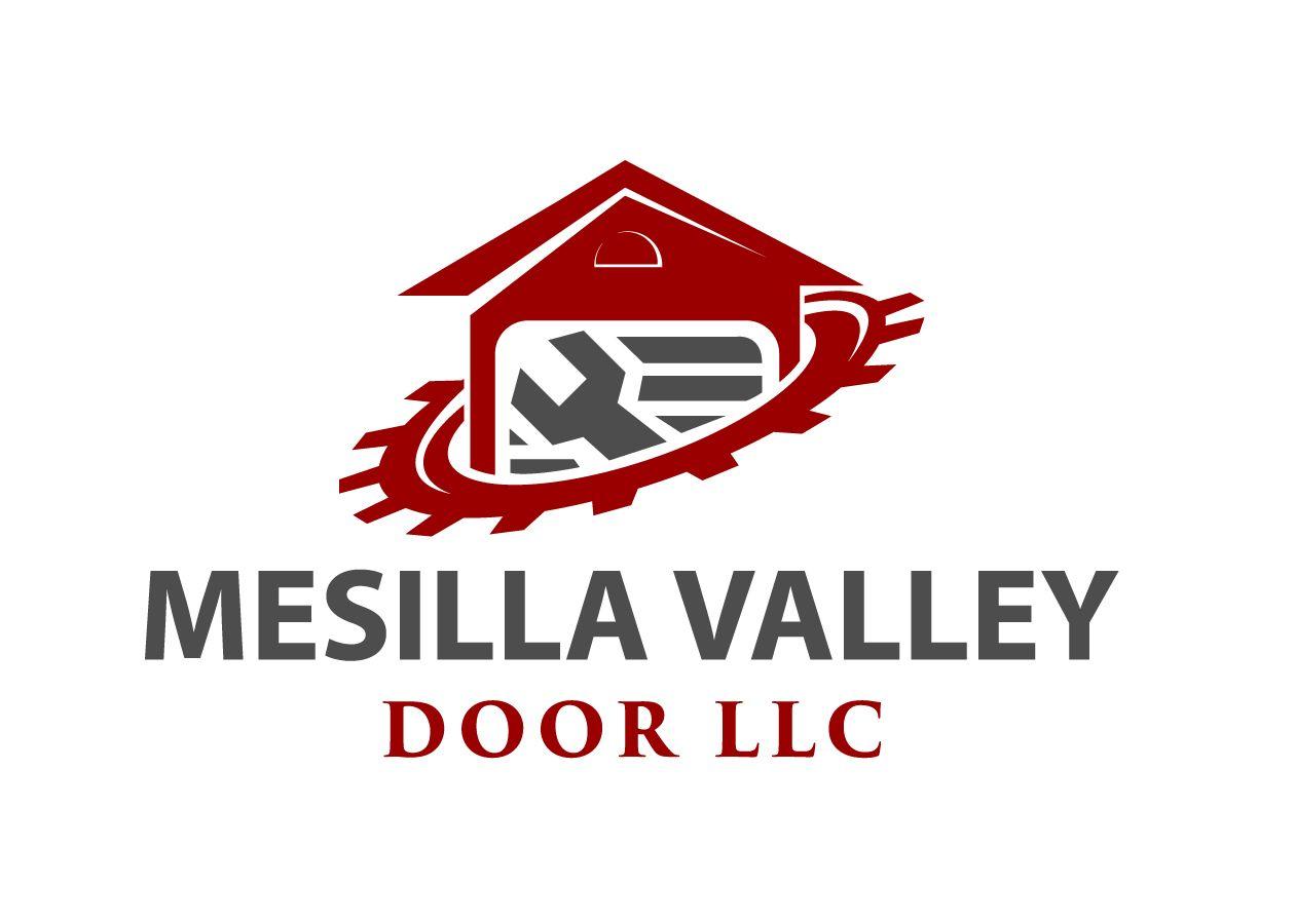Locally Owned Garage Door Company Playful Modern Logo Design By Creative Bugs Company Logo Design Unique Logo Design Modern Logo