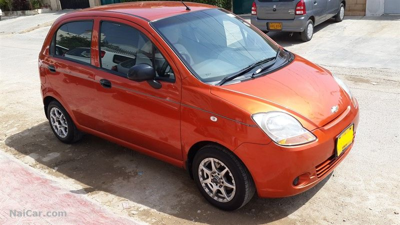 Chevrolet Spark 2009 For Sale In Karachi Pakistan 4316