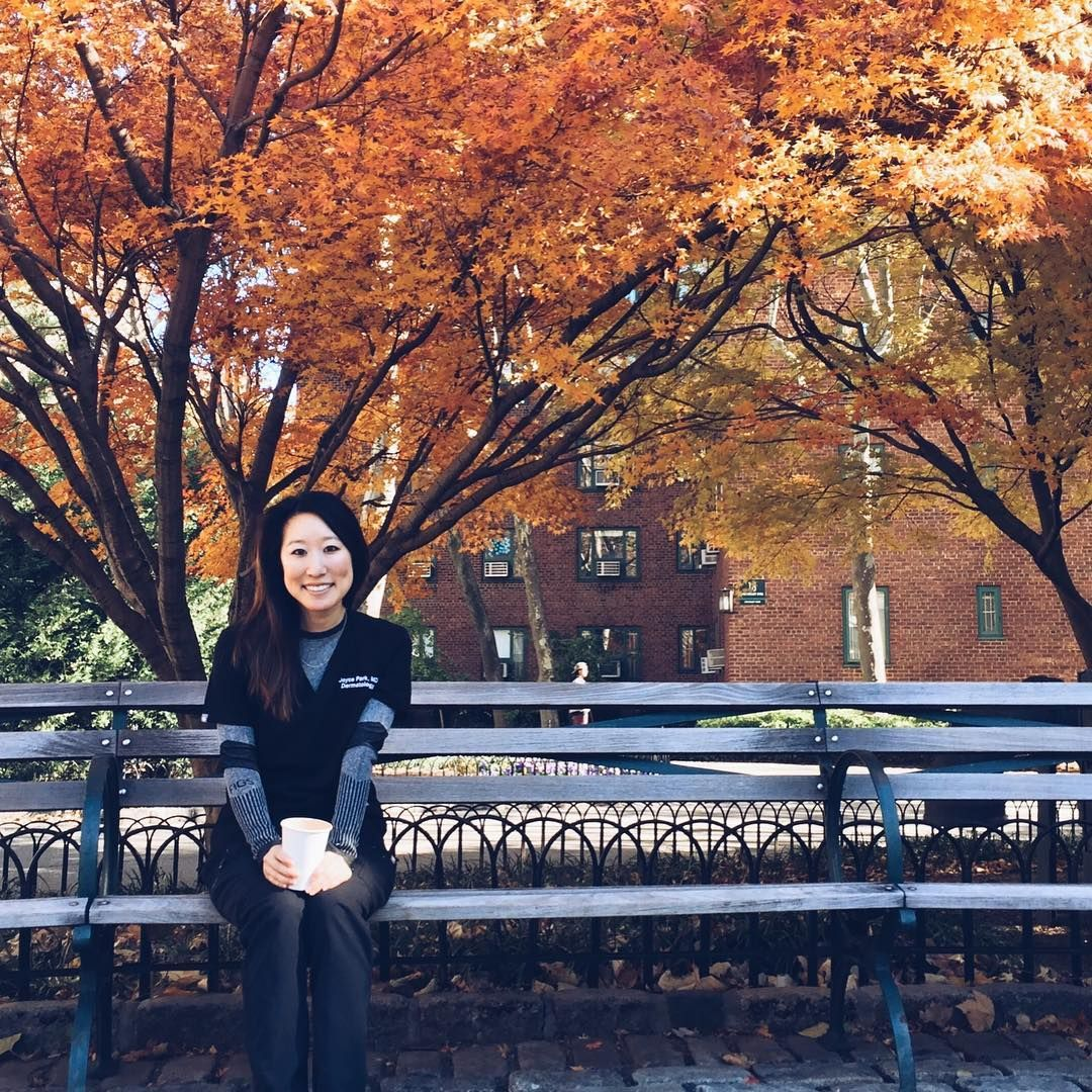 Cute and cozy fall style from joyce from tea with md