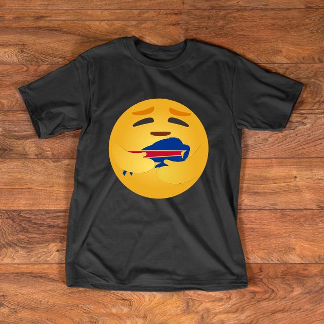 Buffalo Bills Facebook Emoji Funny T Shirt Funny Tshirts Shirts T Shirt