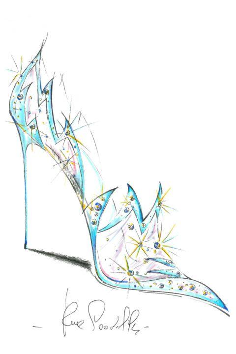 Caras | 'Designers' recriam sapatos de luxo da Cinderela