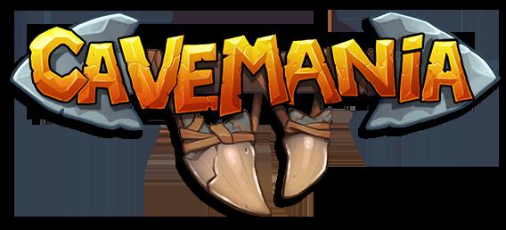 BonusXP Indie Game Developers Cavemania Logo Design