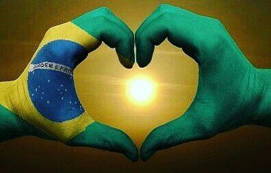 Brasil Com Imagens Bandeira Do Brasil Bandeira Brasileira