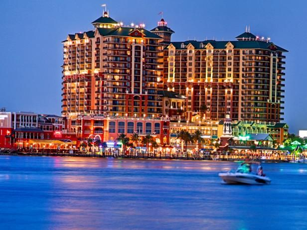 Best Beachfront Hotels In Destin Florida