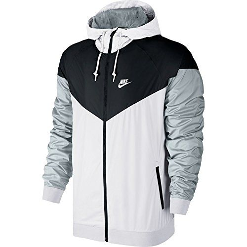 NIKE Nike Mens Windrunner Hooded Track Jacket. #nike #cloth