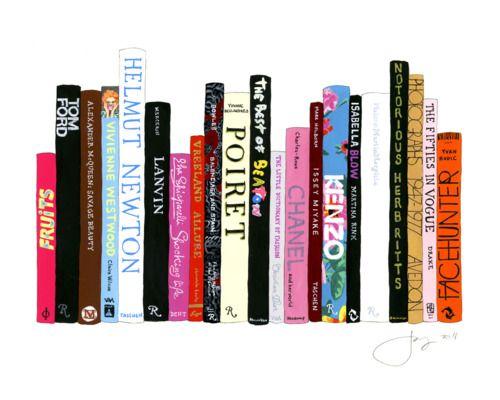 ideal bookshelf - most amazing portrait ever created