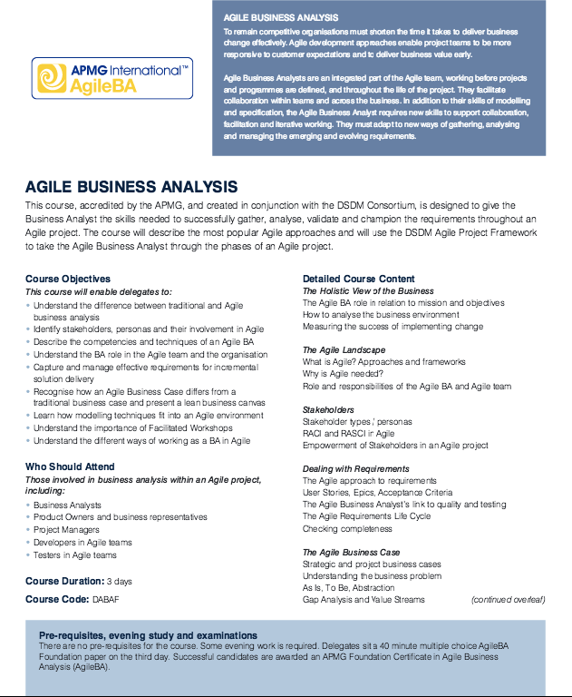 Objective Section On Resume Agile Business Analyst Resume Objectives  Httpresumesdesign .