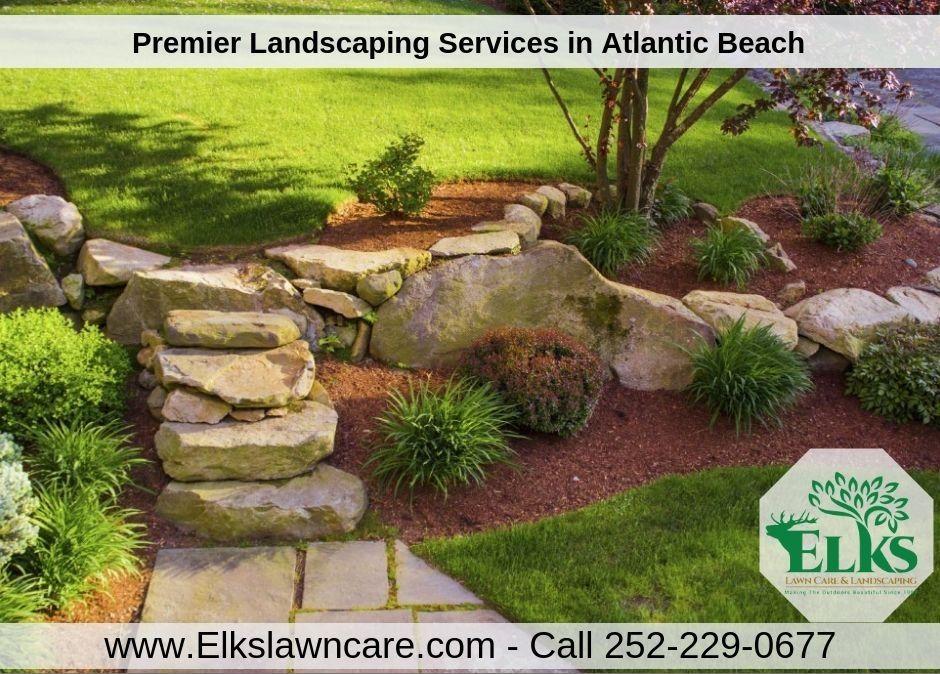 Landscaping Services Atlantic Beach Nc Landscape Design