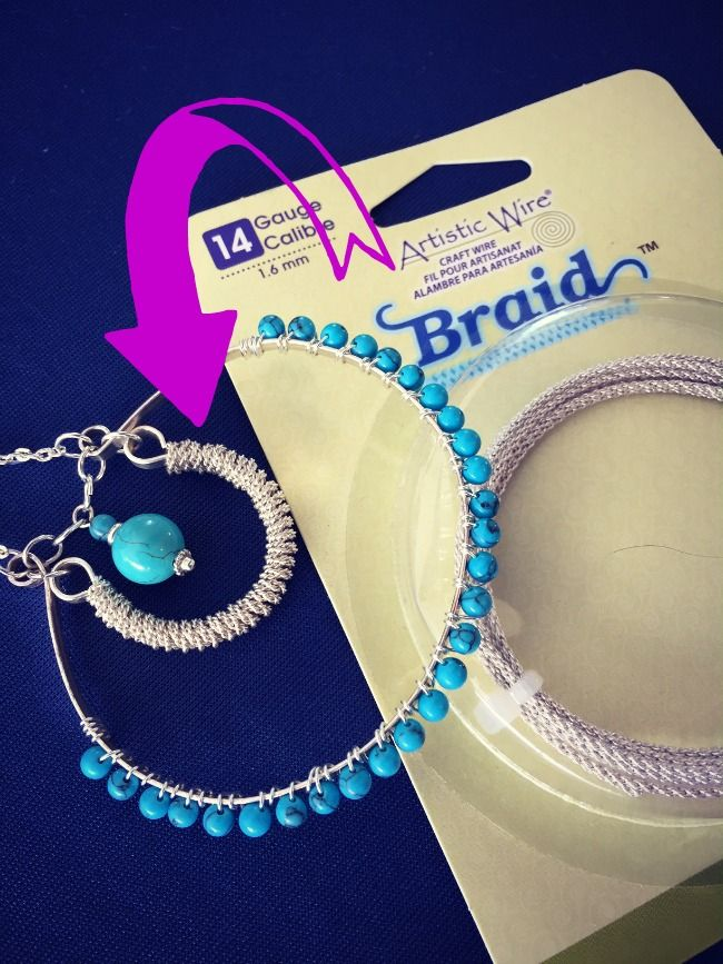 Comfortable Braided Wire Jewelry Patterns Gallery - Electrical ...