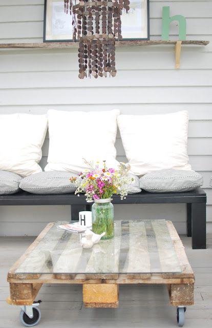 Cómo decorar una terraza con gusto Terrazas, Mesas y Tarimas - como decorar una terraza