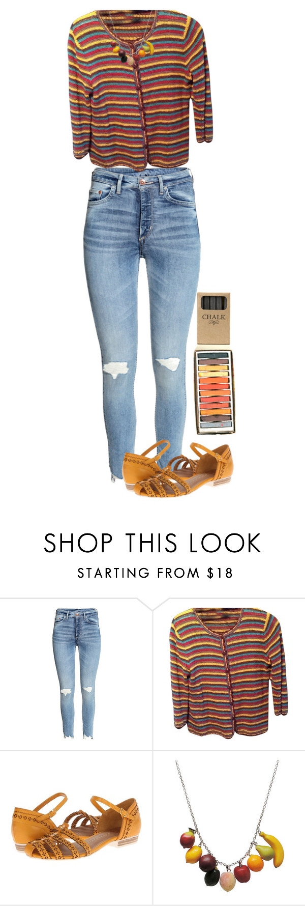 """Untitled #79"" by makenzie-doughnut ❤ liked on Polyvore featuring Doncaster, Dolce Vita and Jayson Home"