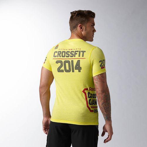 60d36378e Camiseta Reebok CrossFit Games 2014 Reebok | Reebok España | Reebok ...