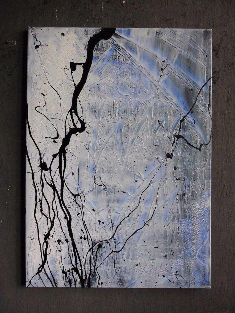 Schon Bild Abstrakt Acryl Bilder Modern Gemälde XL Kunst Original Deko Wandbild