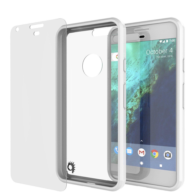 Google Pixel Case Punkcase® LUCID 2.0 White Series w/ PUNK SHIELD ...
