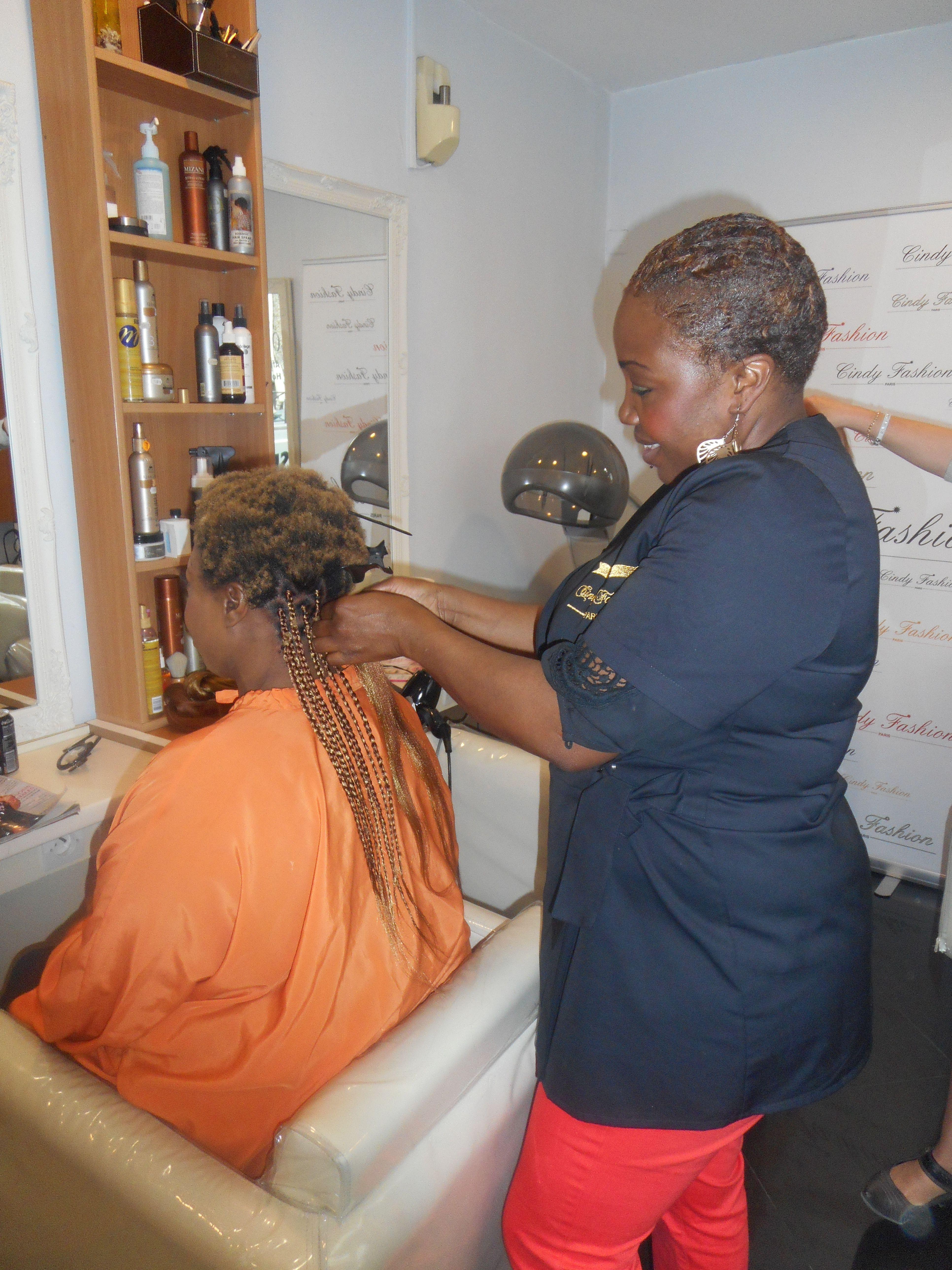 36+ Salon de coiffure afro paris inspiration