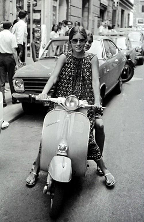 Romina Power, Rome, 1960