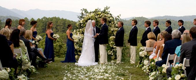 These 10 Spots To Get Married In Tennessee Will Guests Away