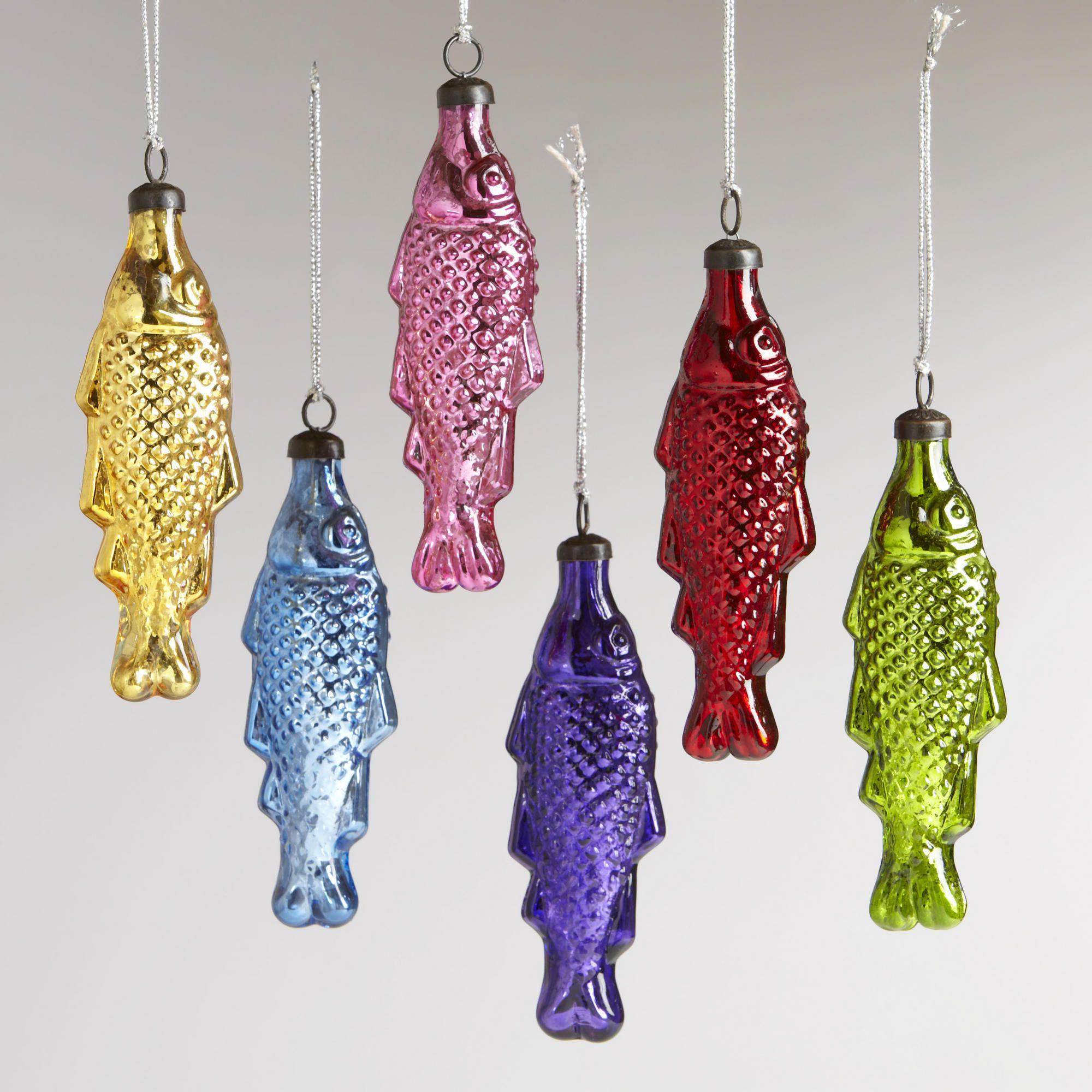 Fish christmas ornaments - Metal Virgil Accent Table Fish Ornamentsswedish Fishchristmas