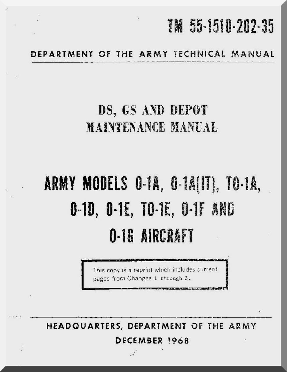 Tm Manuals Hydraulic Schematics Schematic M983 W O Array Cessna 1 Aircraft Ds Gs And Depot Maintenance Manual 55 1510 Rh