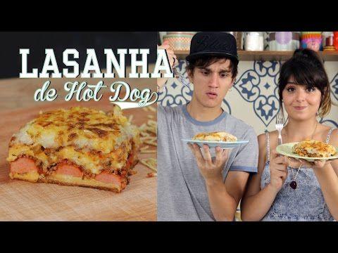LASANHA DE HOT DOG ft. CHRISTIAN FIGUEIREDO | Receita #108 TORRADA TORRADA - YouTube