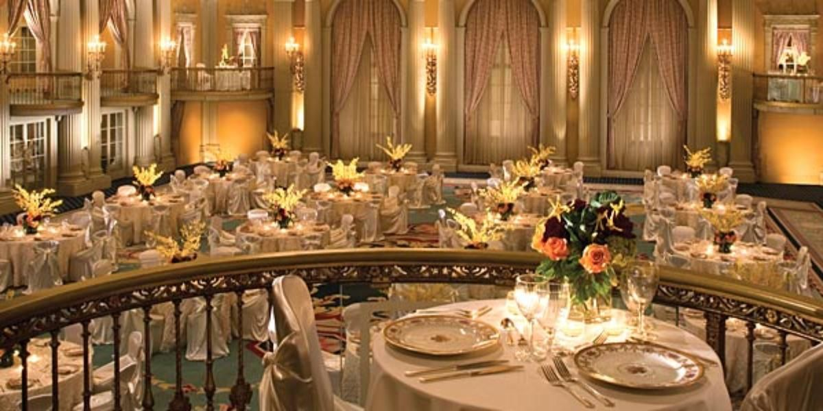 Biltmore Wedding Cost.Millennium Biltmore Hotel Los Angeles Weddings Get Prices For Los