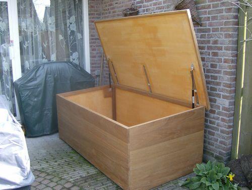Opbergbox Kussens Tuin : Opbergbox voor tuinkussens. great tuikast of opbergbox waterdicht