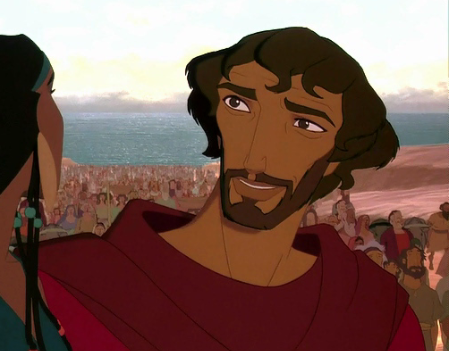 the prince of egypt 720p