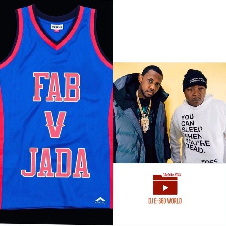 🚨 It's official between #myfabolouslife vs #jadakiss to show true MCs skills! Oh boy! Fab trying to taste the KISS of BARS 😂 : : : :  #sneakers #sneakerhead #wellness #success  #music #beautiful #blogger #MensHealth #rap #Health #sneakercon #blackman #beats #instrumental #trapmusic #hiphop #producer #rapper #rappers #freestyle #song #mixtape #fathersday