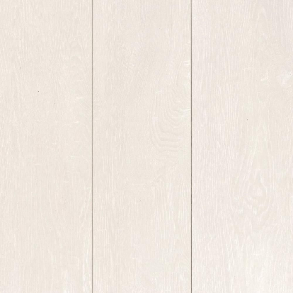 White High Gloss Laminate 8mm 100262062 Floor And Decor