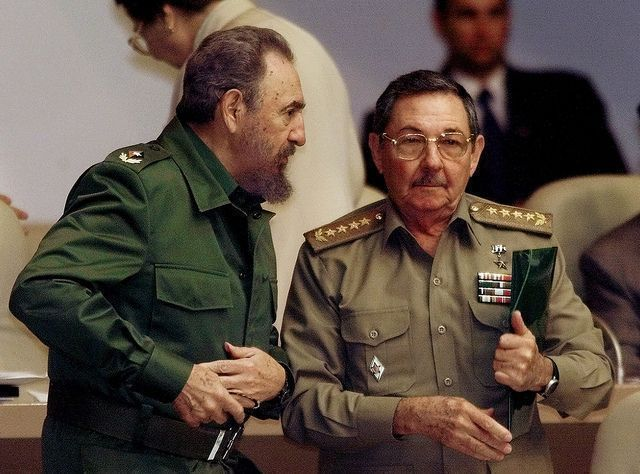 CUBA RAUL CASTRO #cubanleader Cuban leader Fidel Castro, left, and his brother Raul Castro chief of the Cuban Army are shown during the end of the year session of the Cuban National assembly in this Dec. #cubanleader CUBA RAUL CASTRO #cubanleader Cuban leader Fidel Castro, left, and his brother Raul Castro chief of the Cuban Army are shown during the end of the year session of the Cuban National assembly in this Dec. #cubanleader CUBA RAUL CASTRO #cubanleader Cuban leader Fidel Castro, left, and