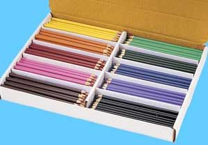 Best-Buy Colored Pencils - Lots of pencils with lots of color! $42.99
