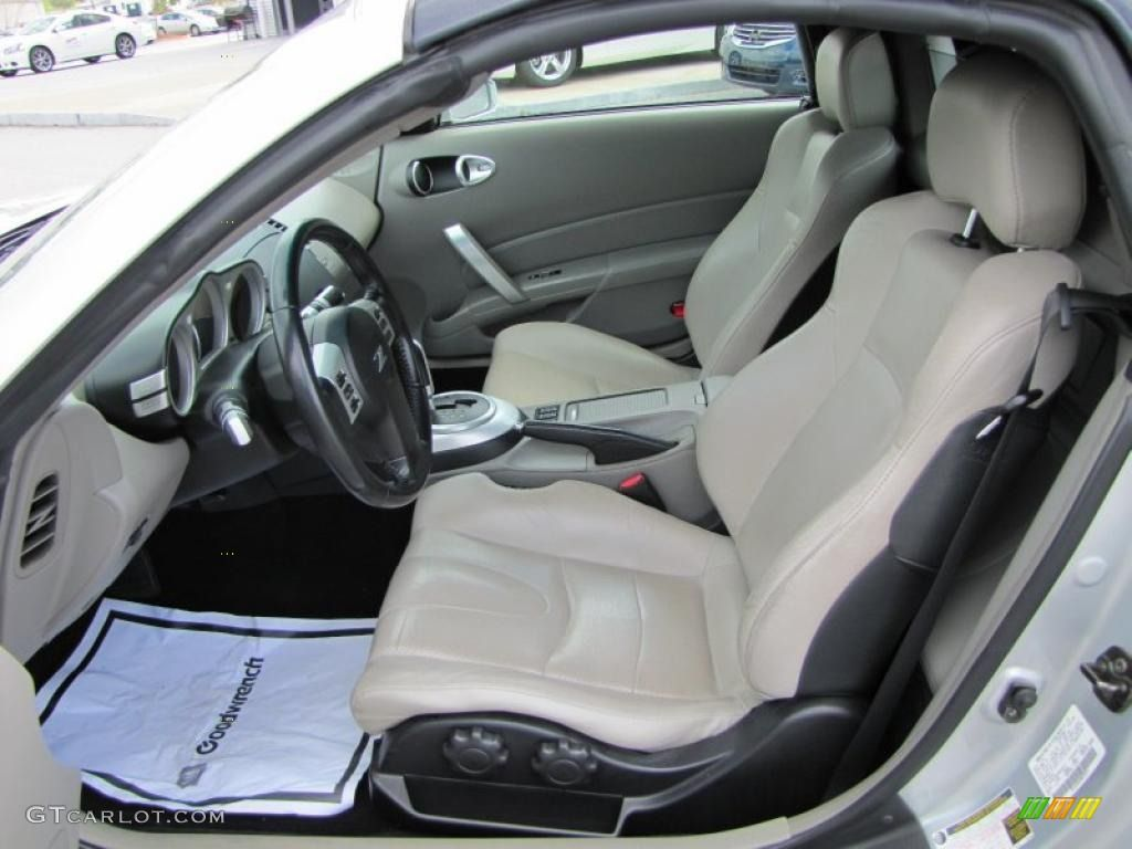 2006 Nissan 350z Interior