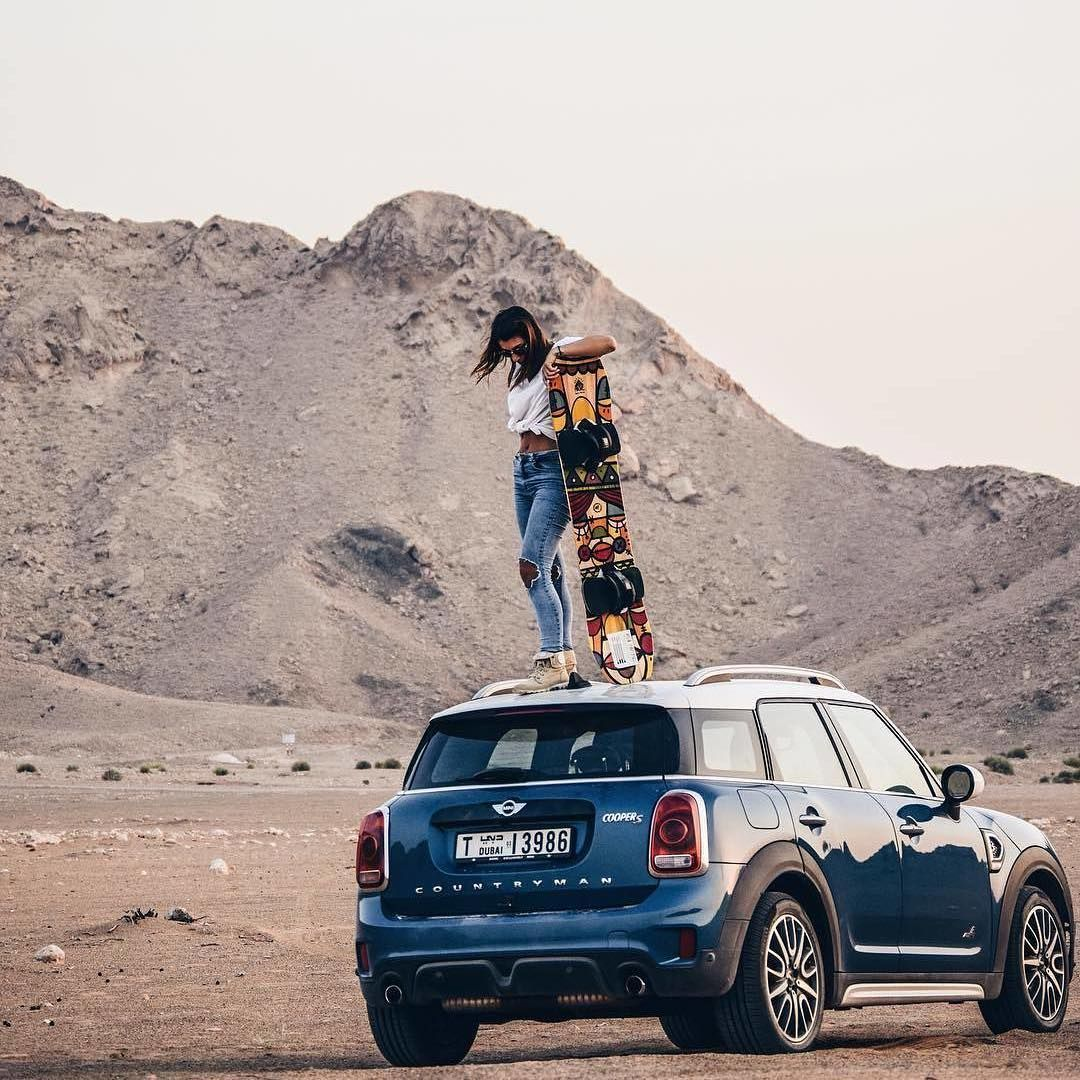 Discover the unknown with your friends, family and #MINI ...